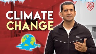 Climate Change - Myth or Reality?