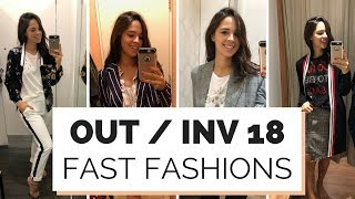 OUTONO/ INVERNO 18 VISITA NA RENNER | C&A | RCHLO | FOREVER 21