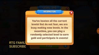 LAST LEVEL IN GAME Lets play Meow match level 405 HARD LEVEL HD 1080P