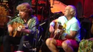 Jimmy Buffett & Mac McAnally | The City | Bristow, Virginia - August 17, 2013