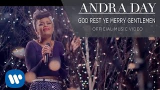 Andra Day - God Rest Ye Merry Gentlemen [Official Music Video]