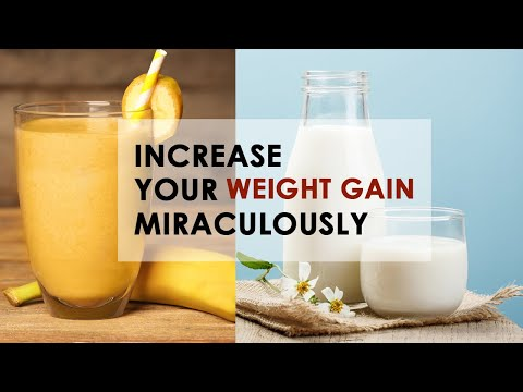 What to Eat For Weight Gain | Healthfolks