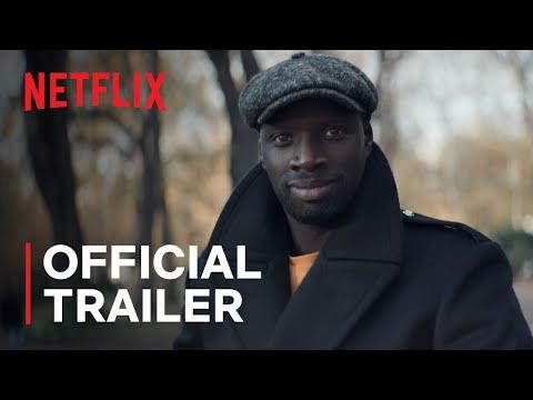 LUPIN: Trailer e locandina della serie Netflix