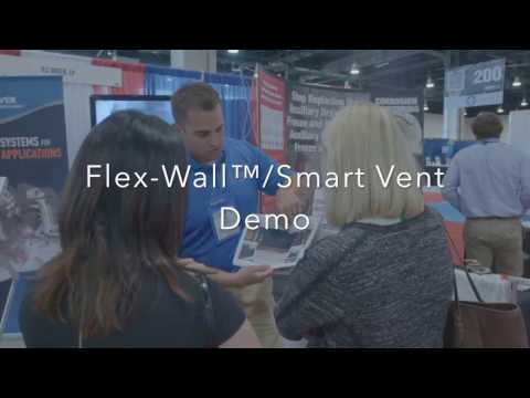 Flex Wall® Floodproofing Demo at BOMA 2016 Thumbnail