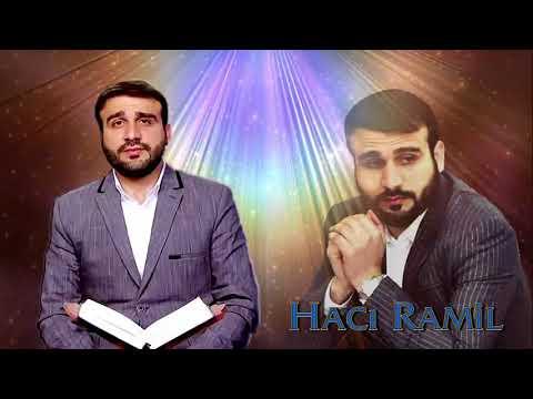 Haci Ramil Ana Ata Haqqinda Dini Vidyo Status Ucun Yeni Mahnilar