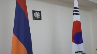 Acting Foreign Minister of Armenia received Ambassador of Republic of Korea to Armenia