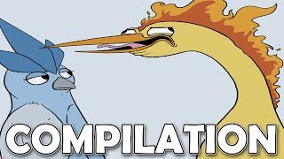 Pokemon Nekoama Comic Dub HUGE COMPILATION