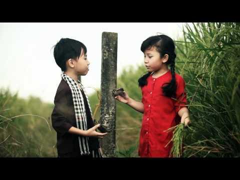 [MV] Anh là một con cua - Bin&Mai Quynh Anh - Hay lắm hồn nhiên dễ thương nghe mà ghiền