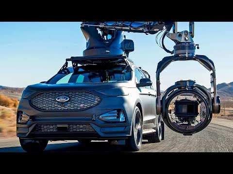 CAMERA CAR 🎥 2019 Ford Edge ST