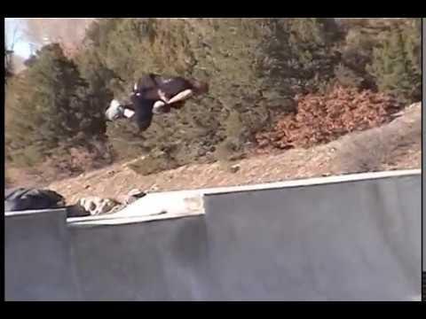 trinidad skatepark clip from the skatecolorado video