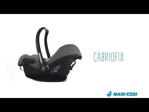 Maxi-Cosi CabrioFix | Features and benefits