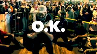 O.K. Freestyle Dance Cypher - Jaron Marquis