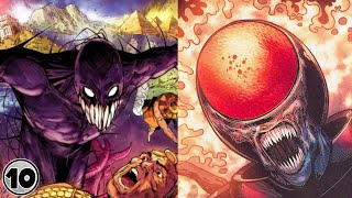 Top 10 Avengers Villains You've Never Heard Of