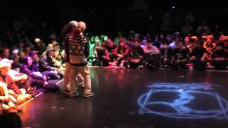 M.A-1 vs BUUBEE + oSaam BEST8 HIPHOP / JUSTE DEBOUT JAPAN 2016