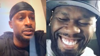 Jackie Long Responds To 50 Cent For Saying He Owe Him Money