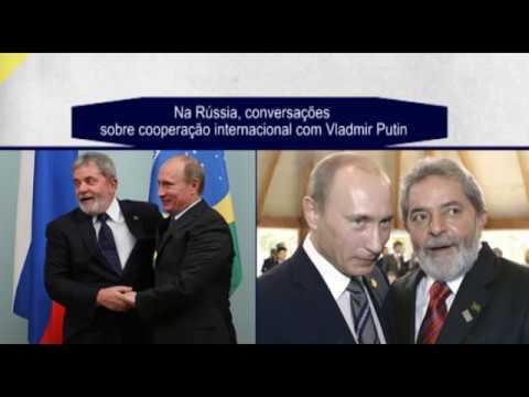 Lula, parte 5: Líder internacional