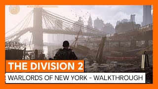 Gameplay Warlords of New York - SUB ITA