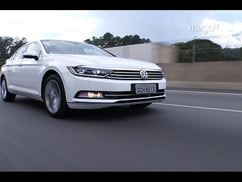 Mega Motor - A Tecnologia do Volkswagem Passat