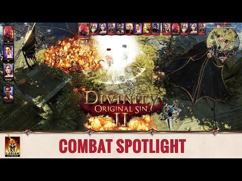 Divinity: Original Sin 2 - Combat Spotlight thumbnail