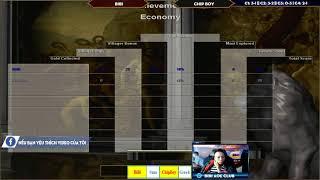 C4T4 AoE SoloRandom BiBi vs ChipBoy Ngày 15-4-2019