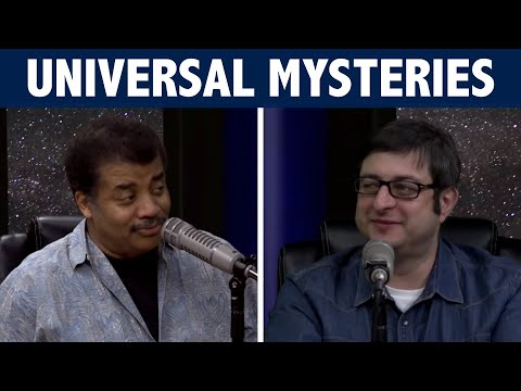 Cosmic Queries – New Mysteries of the Universe