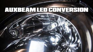 Auxbeam LED 9005 Conversion Kit