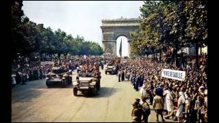 World War II - Liberation of Paris