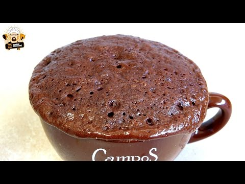 Video SIMPLE 5 MINUTE MUG CAKE
