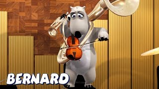Bernard Bear | One Man Band AND MORE | Cartoons for Children | Full Episodes