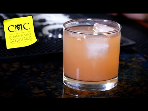 Video Easy Rum Cocktail: The Monkey Wrench ????