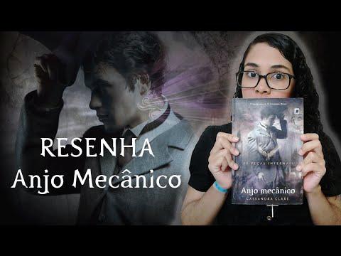 TRACINHAS: Anjo Mec�nico, por Juliana Arruda