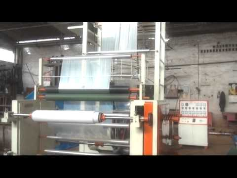 LD LLDPE Blown Film Plant