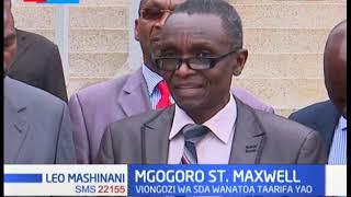 Viongozi wa kanisa la Maxwell watoa taarifa yao baada ya mgogoro wa hivi majuzi