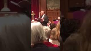"""Comfort Ye/Ev'ry Valley"" from Handel's ""Messiah"", Larry D (no ukulele!)"