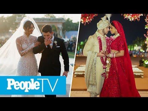 Download Take An Inside Look At Priyanka Chopra And Nick Jonas' Emotional Wedding (Full) | PeopleTV HD Mp4 3GP Video and MP3