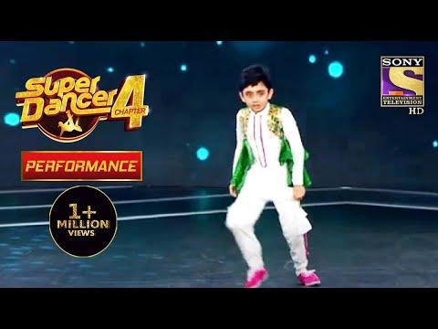 Sanchit ने किया सभी को Amazed  | Super Dancer 4 | सुपर डांसर 4