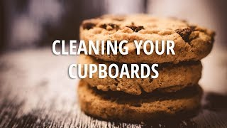 Changes for a Healthier Diet: Cleaning Your Cuboards
