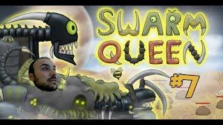 Böceklerin K(i)raliçesinin Mutlu Sonu   Swarm Queen # 7