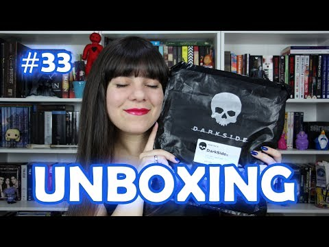 Unboxing DarkSide Books #33