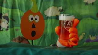 Schoolhouse Brewery Nova Scotia, Pumpkin Beer Puppet Promo Video 2019