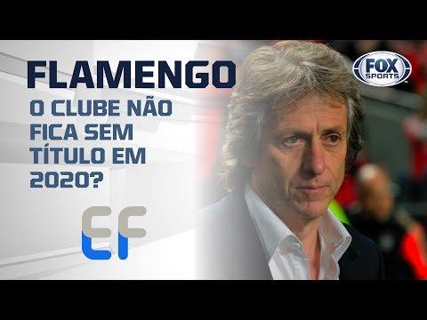 Sormani e Paulo Lima: 'FLAMENGO NÃO FICA SEM TÍTULO EM 2020'