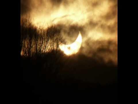 Eclipse parcial de sol el 4 de enero de 2011