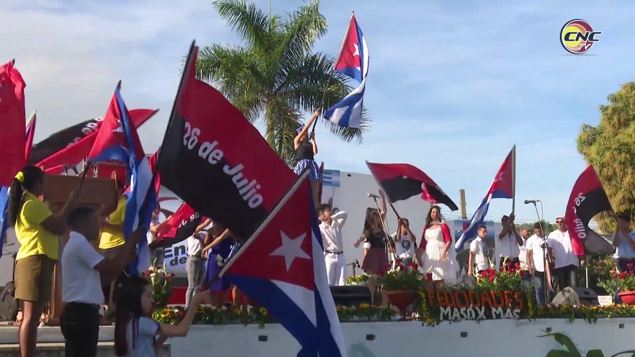 Conmemoraron en Granma aniversario 61 del Triunfo de la Revolución