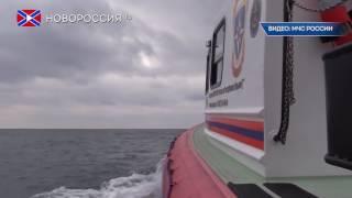 Крушение сухогруза в Черном море