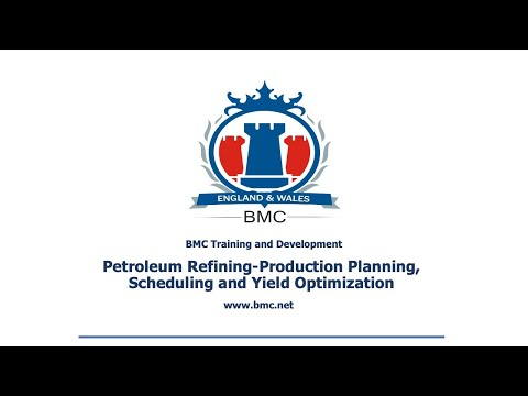 Petroleum Refining Production Planning, Scheduling and Yield ...