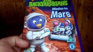 Backyardigans DVD Collection
