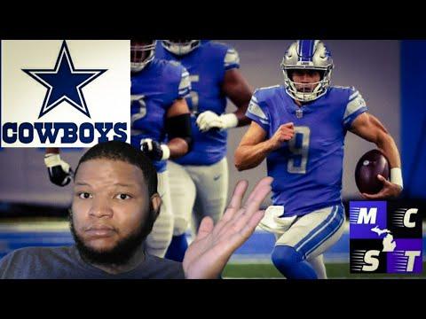 Should Detroit Lions Trade Matt Stafford Back Home to Dallas Cowboys?