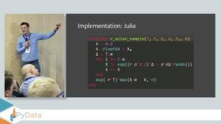 First steps with Julia for numerical computing - Bogumił Kamiński