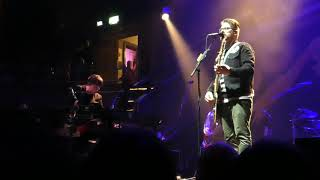 Gambar cover The Decemberists-Tripping Along- Live at The Albert Halls, Manchester 12.11.18