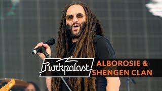 Alborosie & Shengen Clan live   Rockpalast   2019